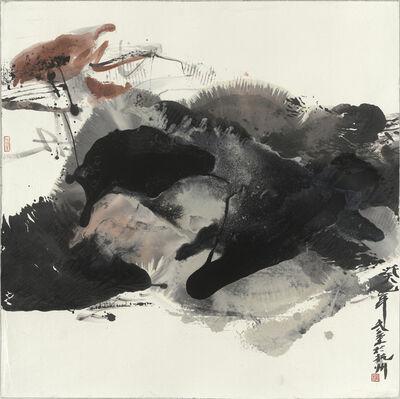 Jinsong Yang (b. 1955), '墨境系列十二 Ink realm No.12', 2014