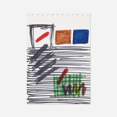 Jonathan Lasker, 'Untitled', 1995