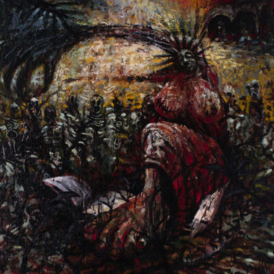 Michael Roque Collins, 'Passing Judgment', 1996-1998