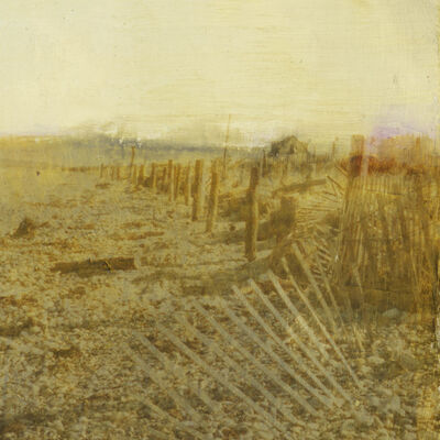 Dorothy Simpson Krause, 'Shack in the Dunes', 2006