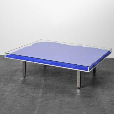 Yves Klein, 'Table IKB® (Blue)', 1961