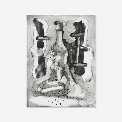 Peter Voulkos, 'New Stack Monotype', 1996
