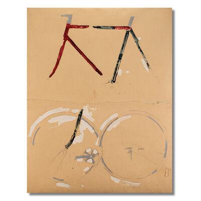 Mario Schifano, 'Velo Infornel', 1980