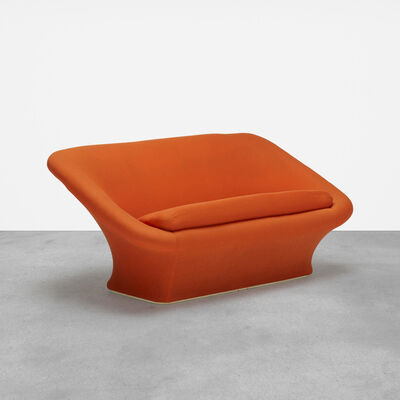 Pierre Paulin (1927-2009), 'Square Mushroom Sofa, Model C565', 1962