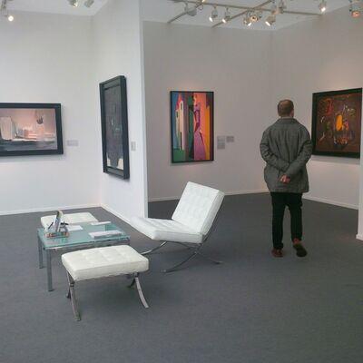 Applicat-Prazan at Frieze Masters 2016, installation view