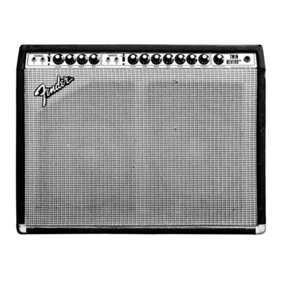 Philippe Gronon, 'Fender amp - Number 2/5, Argentic photograph laminated on aluminium', 2003