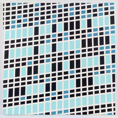 Sarah Morris, 'Midtown - Lever House', 1998