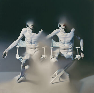 Étienne Sándorfi, 'One and the Other', 1981