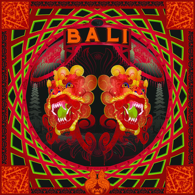 Billy Ma, 'Welcome to Bali', 2012