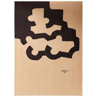 "Eduardo Chillida, 'Eduardo Chillida Lithography ""Untitled""', ca. 1970"