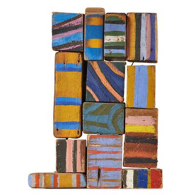 Betty Parsons, 'Blocks', ca. 1965