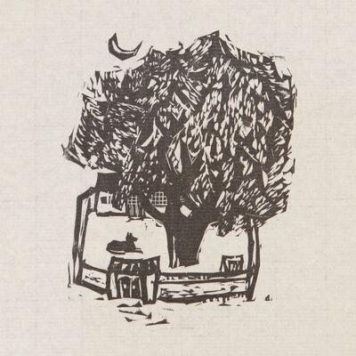 Xu Bing 徐冰, 'Under the Moon 月下', 1980