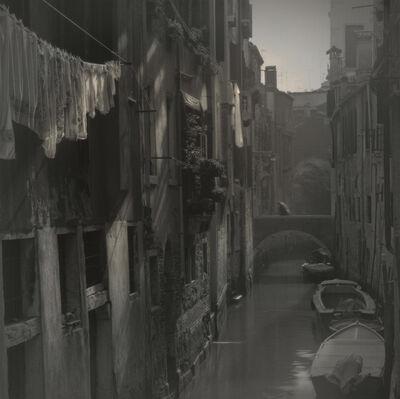Alexey Titarenko, 'Laundry Hanging Along Canal, Venice', 2006