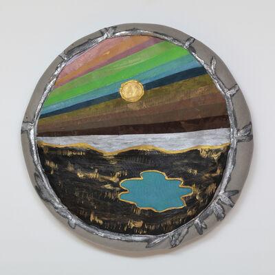 Leda Catunda, 'Arco II [Bow II]', 2019