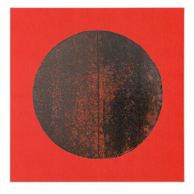 Chad Kouri, 'Reflection Pool Orange (2x2)', 2021
