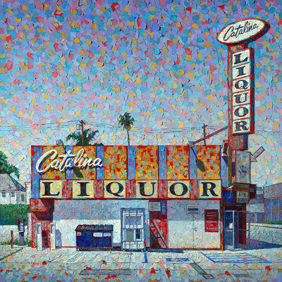 Raymond Logan, 'Catalina Liquor', 2020