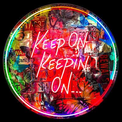 RISK, 'Keep On Keepin On', 2020