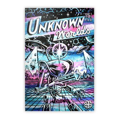 Jason Wasserman, 'Unknown', 2019