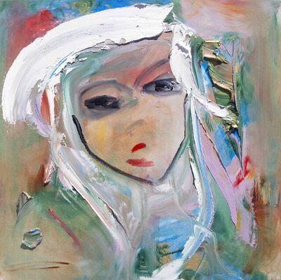 Lea Fisher, 'Self-Portrait Quantum Jump', 2020