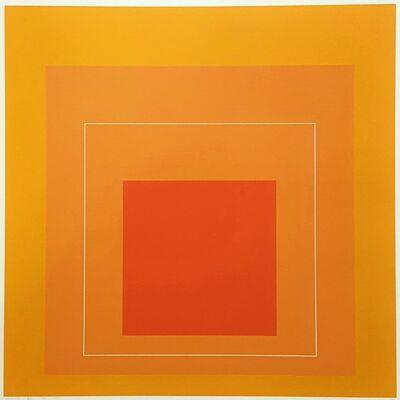 Josef Albers, 'WLS VI', 1966