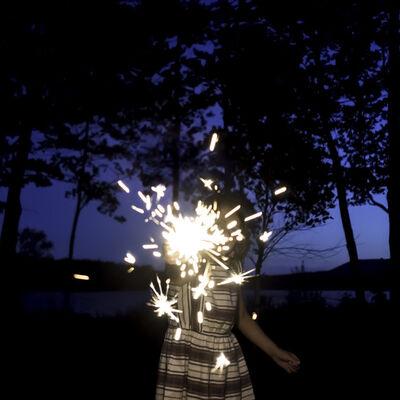 Cig Harvey, 'Sparks, Lake Megunticook', 2016