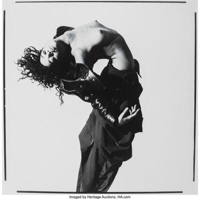 Matthew Rolston, 'Lisa Bonet, Floating', 1987