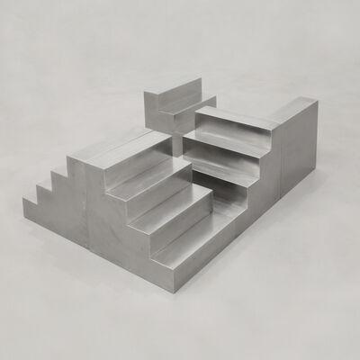 Nicola Carrino, 'Ri/Costruttivo 1/69 E.2016, Epsilon, 5 scale modules, n. 21.57/25.57', 1969-2016