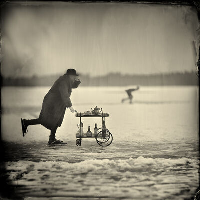 Alex Timmermans, 'Ice Tea', 2019