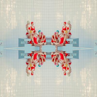 Maria Svarbova, 'Symmetry', 2018