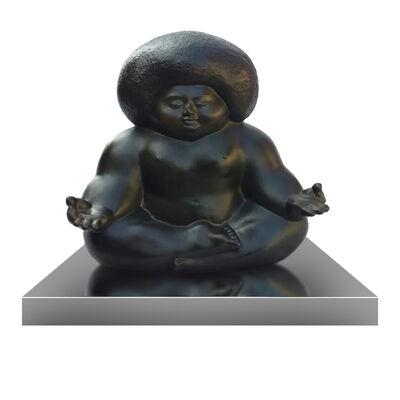 Adi Gunawan, 'Meditation In Yoga Series', 2017