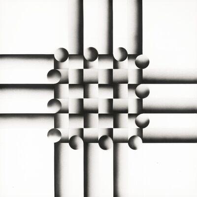 Julio Le Parc, 'Primeras modulaciones 3', 2018