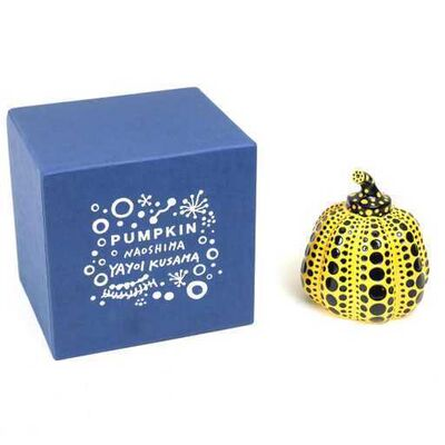 Yayoi Kusama, 'Pumpkin (yellow version)', 2013