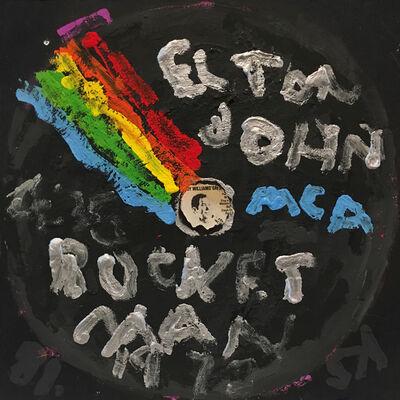 """Kerry Smith, '""""Elton John Rocket Man""""', 2019"""