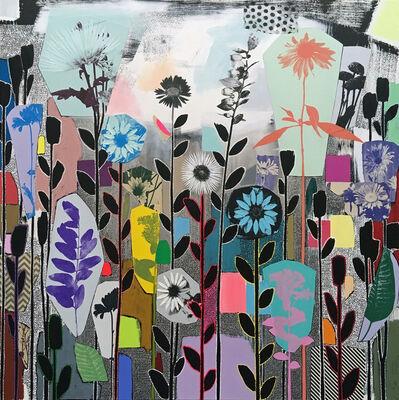 Emily Filler, 'Dreamscape (into the garden) II', 2020