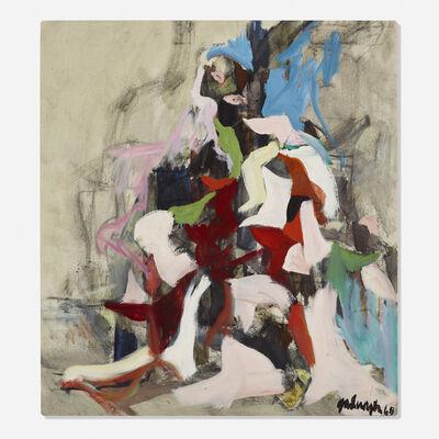 Robert Goodnough, 'Spartan Woman III', 1960