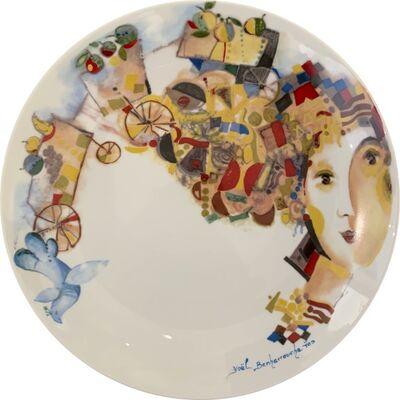 Yoël Benharrouche, 'Plate', 2010-2015