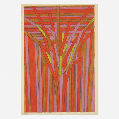 Herbert Bayer, 'Untitled', 1954