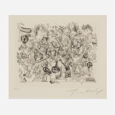 Jean Tinguely, 'Meta-Chaos', 1972