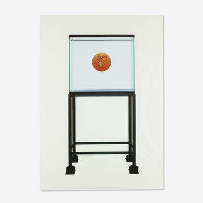 Jeff Koons, 'One Ball Total Equilibrium Tank', 1995