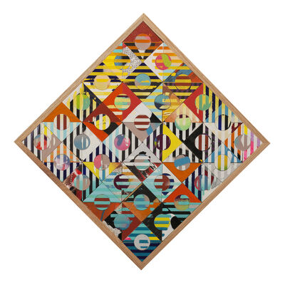 Revok, 'Diamonds, 26/50', 2014