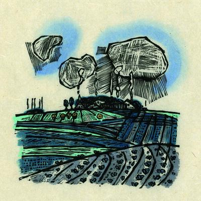 Xu Bing 徐冰, 'Field 田野', 1983