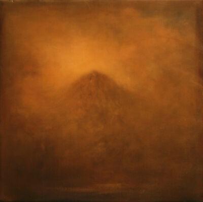 Franco Cimitan, 'Montagna rosa', 2013