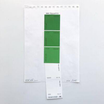 Russell Maltz, 'BALLPARK XXX - M', 2002