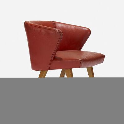 Florence Knoll, 'Rare armchair', c. 1946