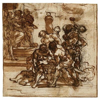 Anton Domenico Gabbiani, 'The Martyrdom of the Santi Quattro Coronati', ca. 1680