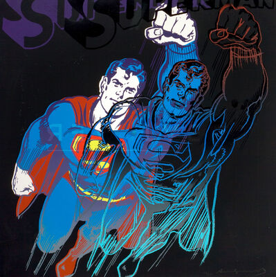 Andy Warhol, 'Superman (FS II.260)', 1980