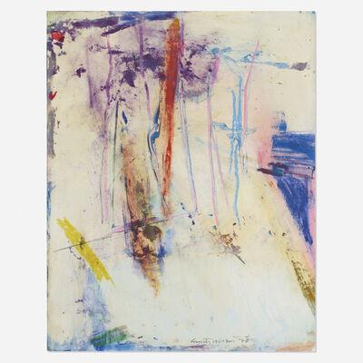 Emily Mason, 'Wharf Warp', 1976
