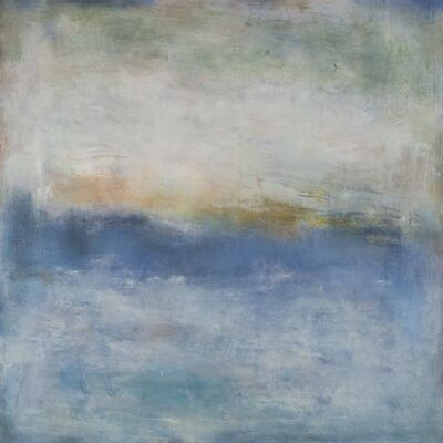 Anne Raymond, 'Sky Composition Blue'