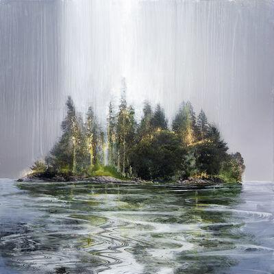Steven Nederveen, 'Island Of Reflection 2', 2021