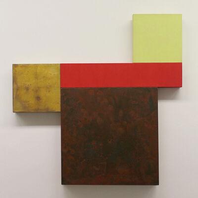 Antonio Dias, 'Sem título – Série: Manivelas', 2008